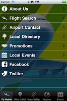 Screenshot of Fly Mobile