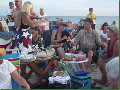 Saturday Full Moon & drumming 074