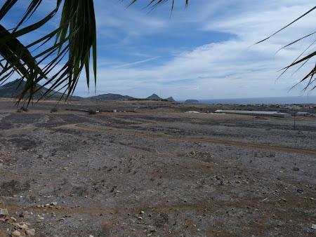 Peisaj selenar Porto Santo