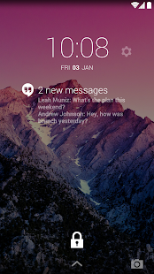 Hangouts DashClock Extension - screenshot thumbnail