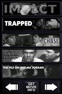 Film Noir Movies - screenshot thumbnail