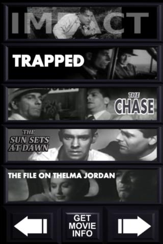 Film Noir Movies - screenshot