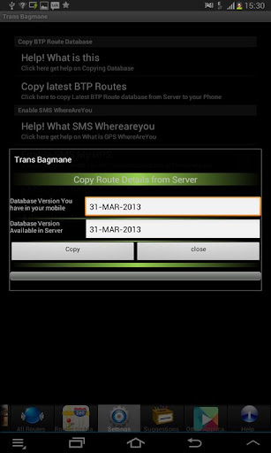 【免費交通運輸App】Trans Bagmane-APP點子