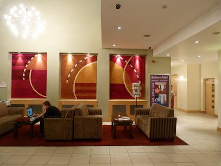 Cazare Irlanda: Hotel Ardmore Dublin lobby
