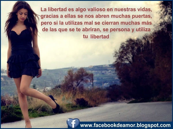 La Libertad Frases Quotes Links