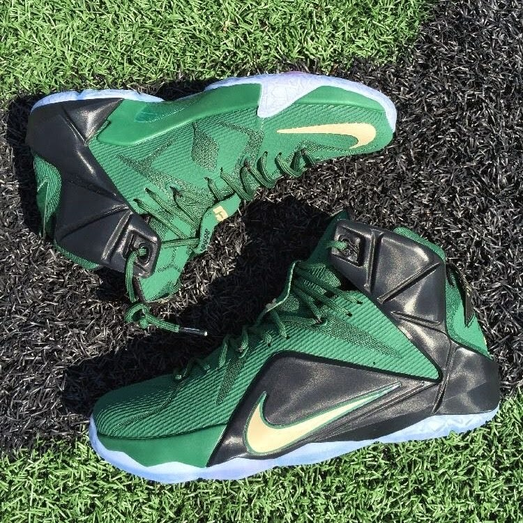 new product 8ab9a ad932 ... czech first look at nike lebron xii 12 8220svsm away8221 pe e6fb7 04e3a