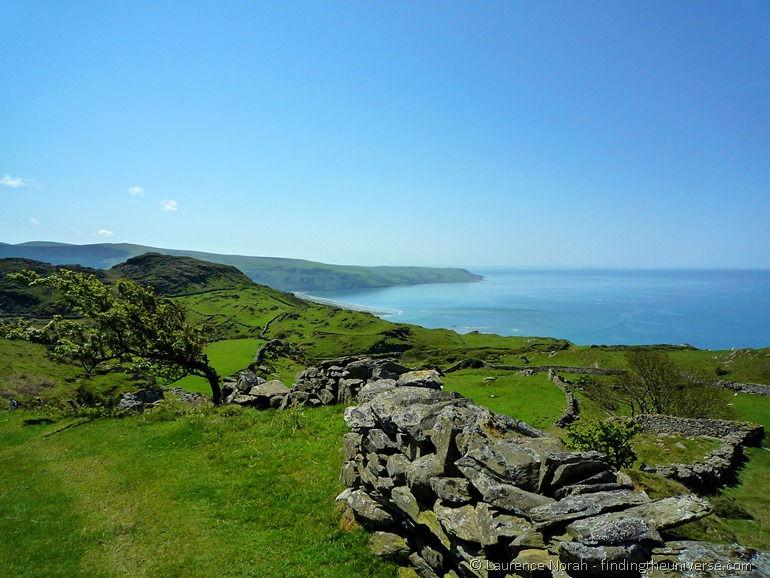 Snowdonia scenery wales