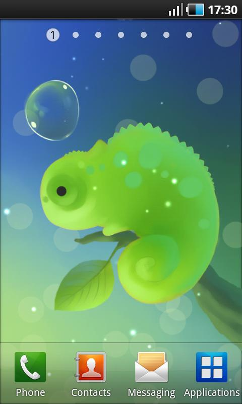 Mini Chameleon Lite - screenshot