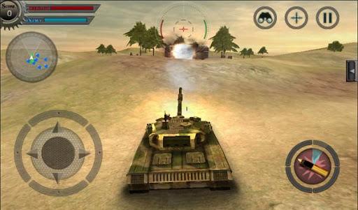 坦克攻击战争3D