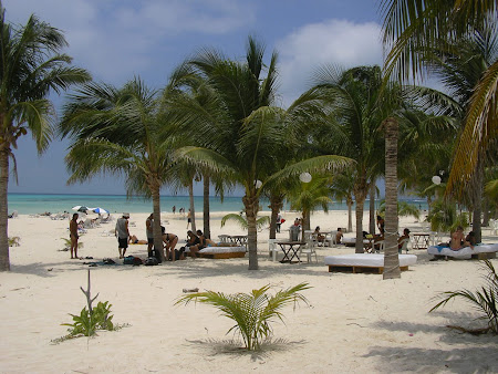 Plaje Mexic: Isla Mujeres