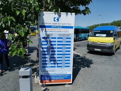 Transport aeroportul Larnaca