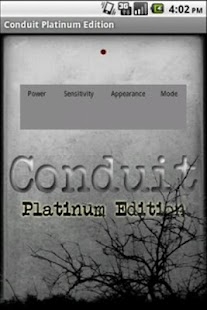 Conduit Platinum SPIRIT BOX- screenshot thumbnail
