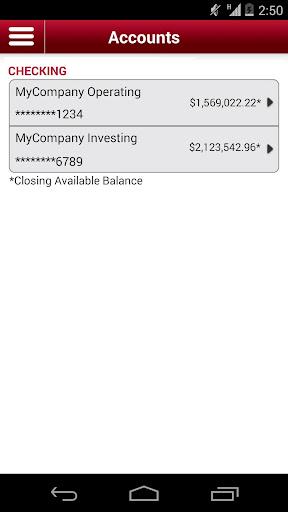 BOK Financial TreasurySource