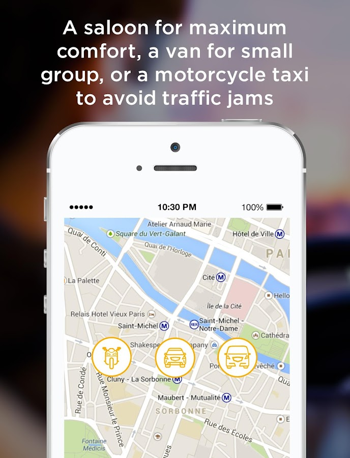 Allocab Private Cab Driver- screenshot