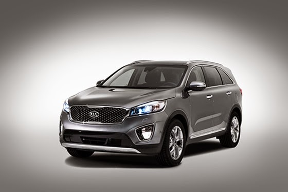 3rd-Generation-Kia-Sorento_Europe-Spec-front-quarter-3