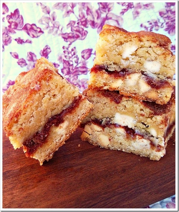 snickerdoodle bars 1