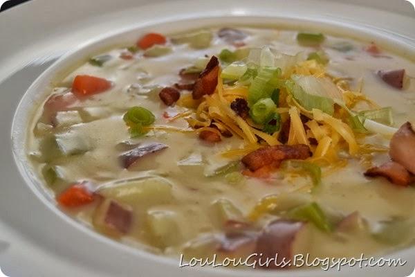 Creamy-Baked-Potato-Soup