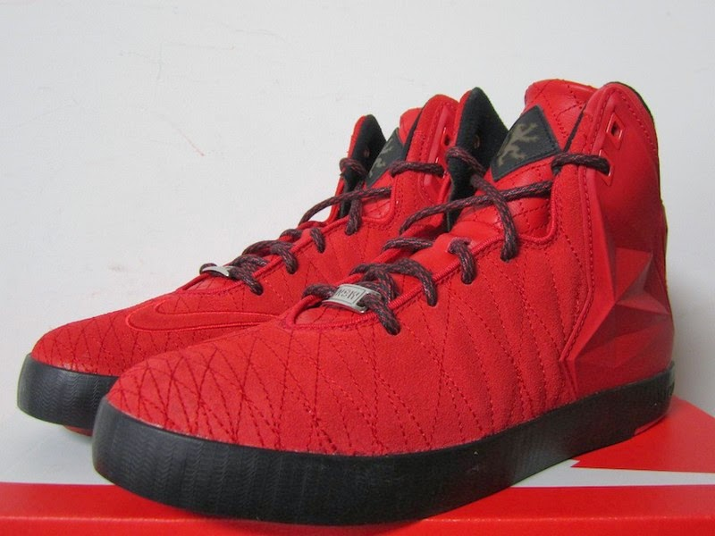... Nike LeBron XI NSW Lifestyle 8220University Red Black8221 ... 0f044486b
