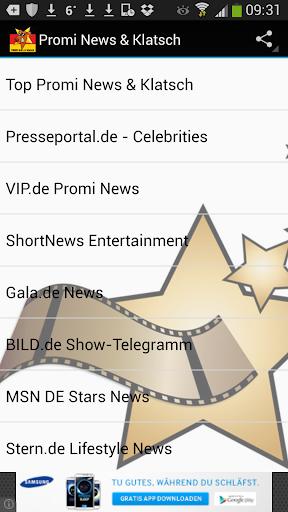 Promi News Tratsch Klatsch