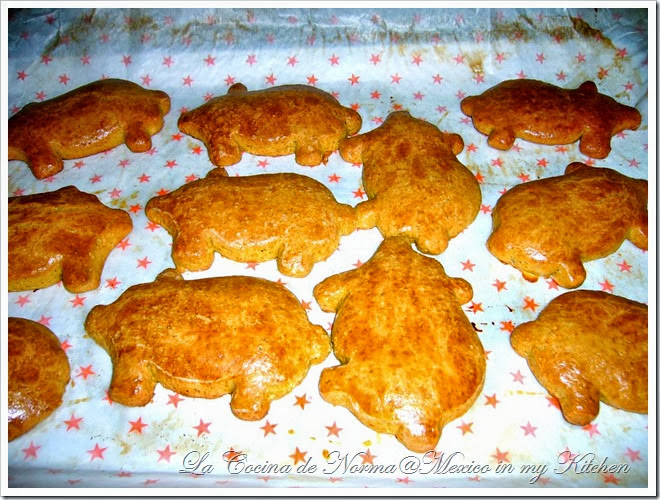How to Make Mexican Little Piggy Cookies | Authentic Mexican Food Recipes