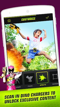 Power Rangers Dino Charge Scan 1.4.6 screenshot 446414