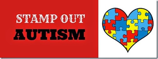 stampingleeyours stamp out autism blog hop