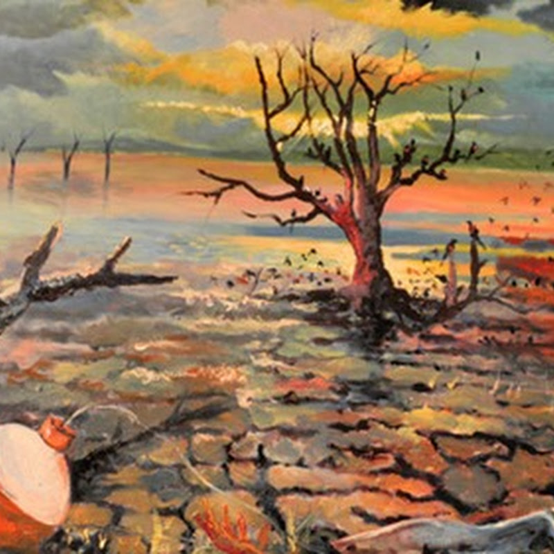 Steven Gordon Linebaugh - New Landscape Painting Series