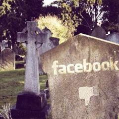 Morte do Facebook