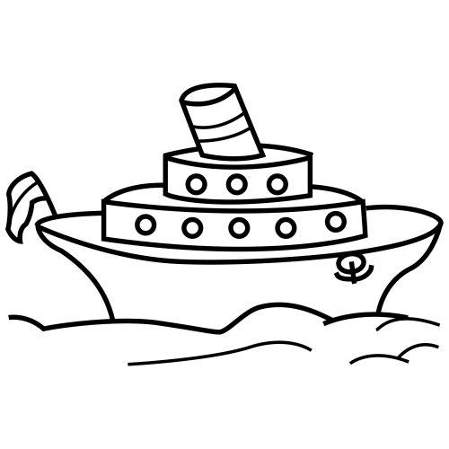 Barco Para Pintar On Line