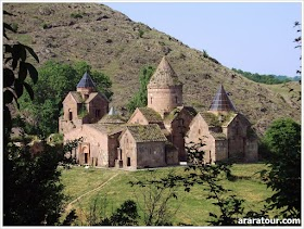 Монастырь Гошаванк.