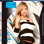 Angelica Jaramillo y Sofia Jaramillo Modelando D'Axxys Jeans Foto 9