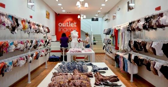 87caf9fca4db3 Outlet Lingerie abre lojas em Curitiba no bairro Mercês e Juvevê ...