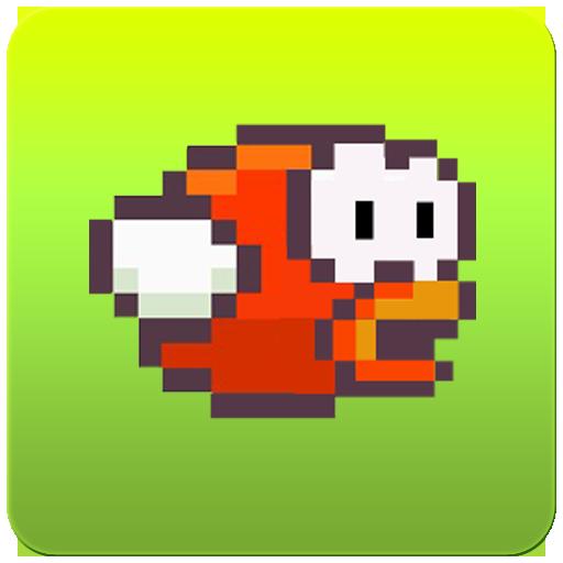 快樂像素鳥 休閒 App LOGO-硬是要APP
