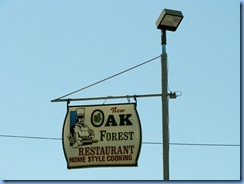 3163 Pennsylvania - Lincoln Highway (US-30) - St Thomas - Oak Forest Restaurant & Cabins