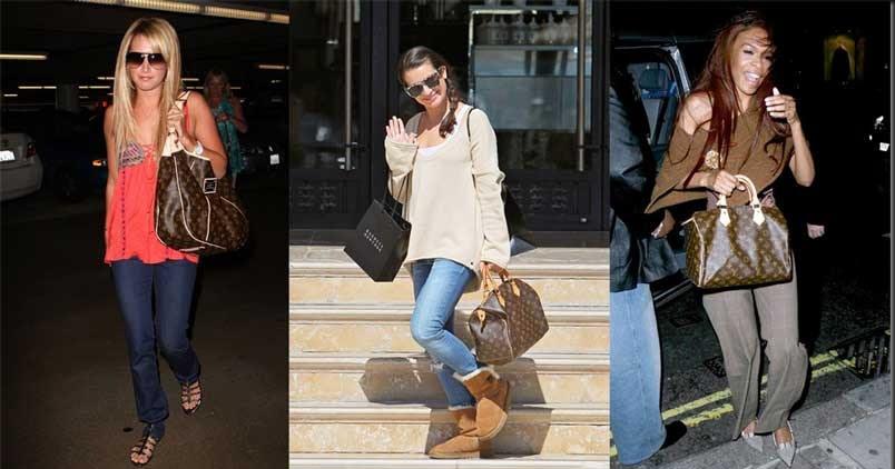 c9efd70bdca2 Linacc Loving Nature  More Celebrities with Louis Vuitton Bags