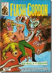 P00036 - Flash Gordon v1 #36