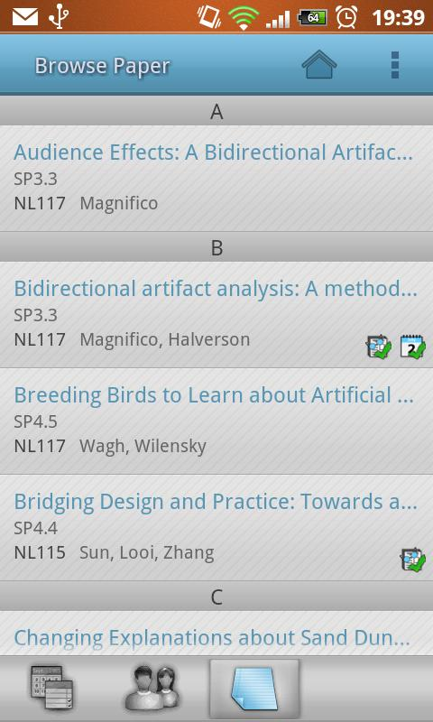 ICLS 2012 - screenshot