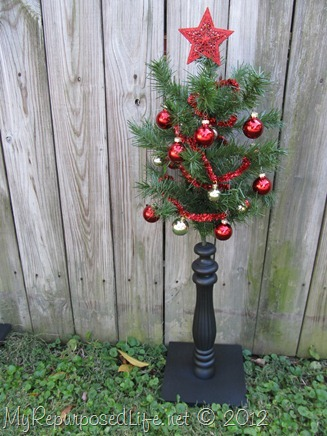 Christmas Tree spindles