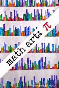 math-art-pi from What Do We Do All Day