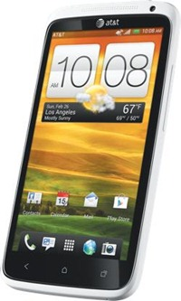 HTC One X 4G Android Phone