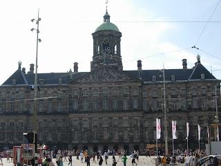 Palais Royal à Amsterdam