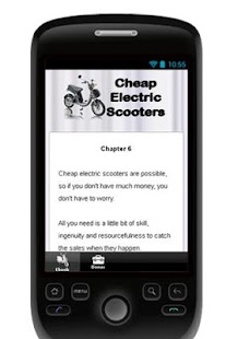 Cheap Electric Scooters Manual - screenshot thumbnail