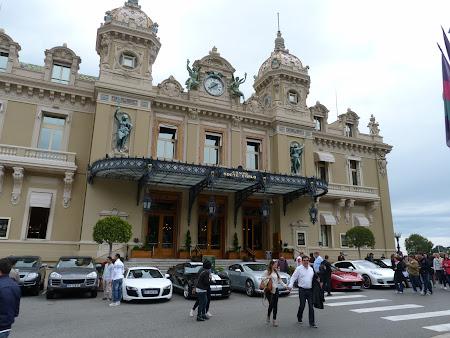 Obiective turistice Monaco: Cazino Monte Carlo