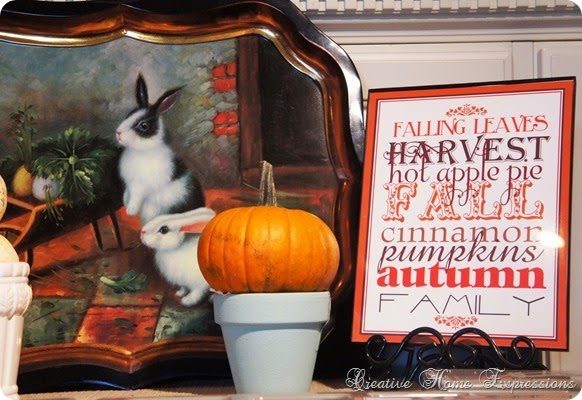 Creative Home Expressions More Fall