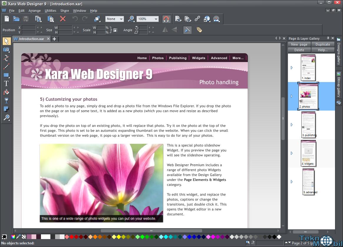 Xara Web Designer Premium Full