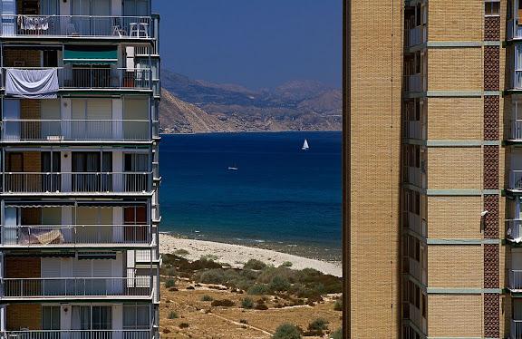Apartaments a platja del Campello d'Alacant Alacant 2001.06