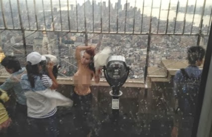 empire state topless