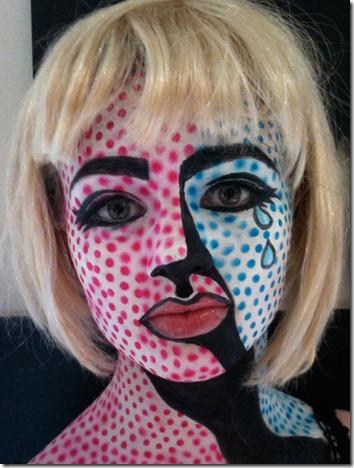 maquillaje pop art (11)