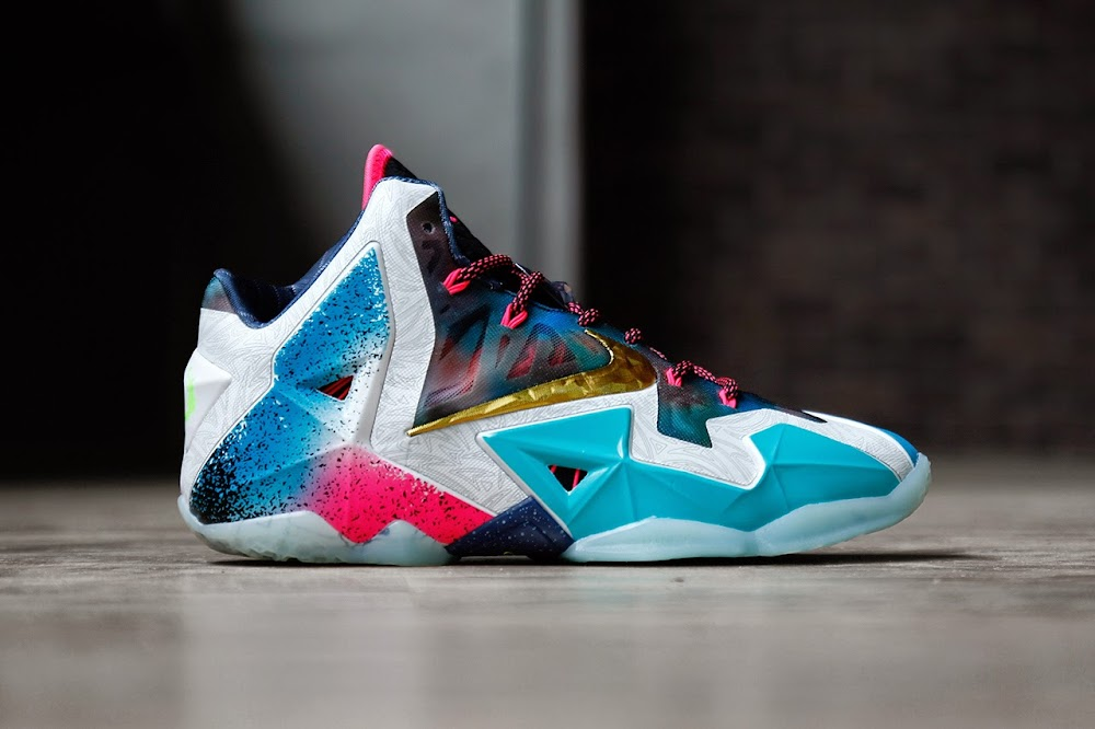 cb3193303ef85 A Closer Look at the Nike LeBron 11 8220What the LeBron8221 ...