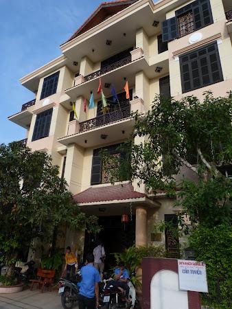 Cazare Vietnam: Hotel Hai Au Hanoi.JPG
